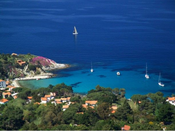 Isola d'Elba. Italy