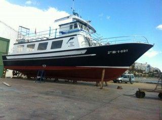 Sonstige - Super Delfin Verde Commercial & Event Boat - Image 1