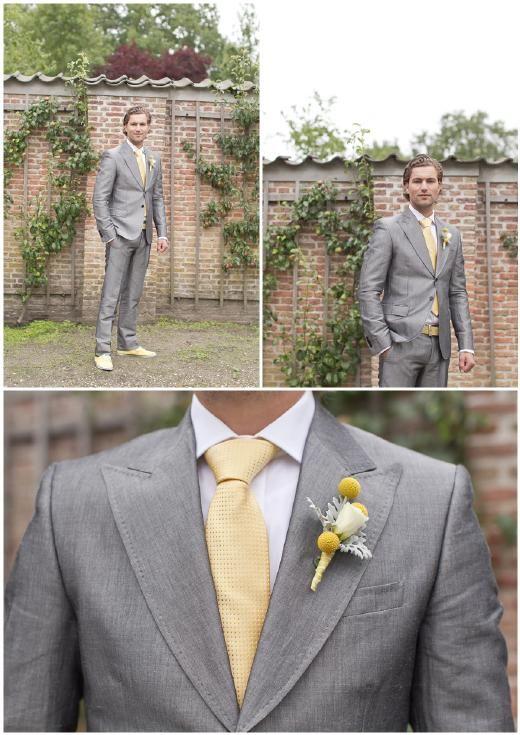 Styling shoot: bijzondere trouwjurk(en) en trouwpak - Pinterested @ http://wedspiration.com.