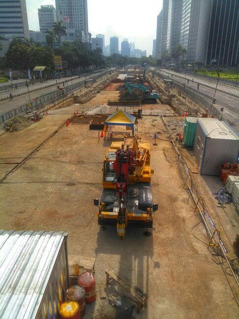 Jakarta underconstruction