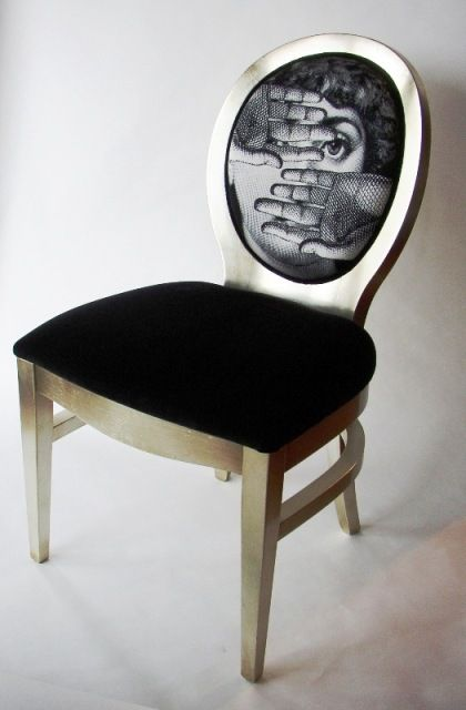Fornasetti...must own one day Perfect for my dressing-room