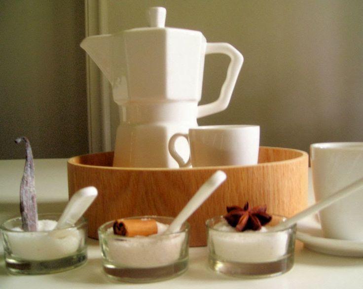 Zucchero aromatizzato The Chocolate Corner Design