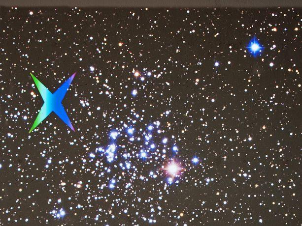 Interactive Darkness Star App    Applicativo per l'Arte Interattiva in Realtà Aumentata