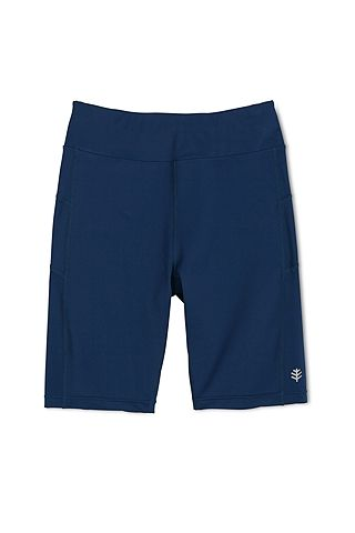Swimming Shorts - Shop Womens UPF Swimwear - Coolibar: Sun Protective Clothing - Coolibar