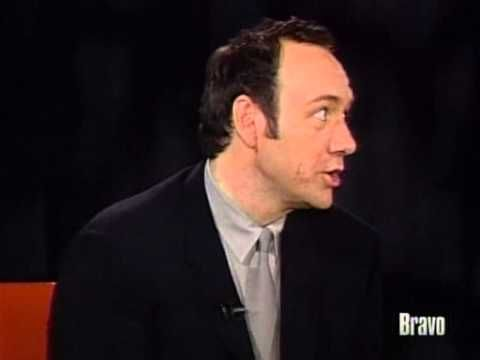 "Inside the Actors Studio: Kevin Spacey.  LOVE THIS MAN!  And his impersonations are ""spot on""!"