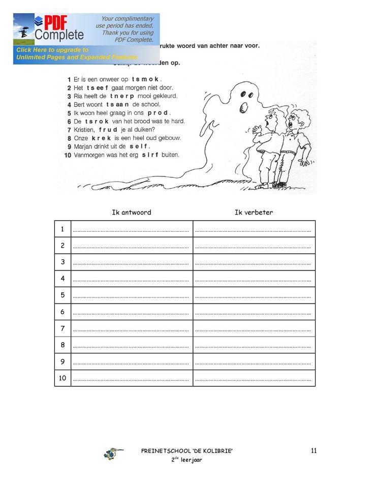 spelling 2de leerjaar by Marijke Windey - issuu