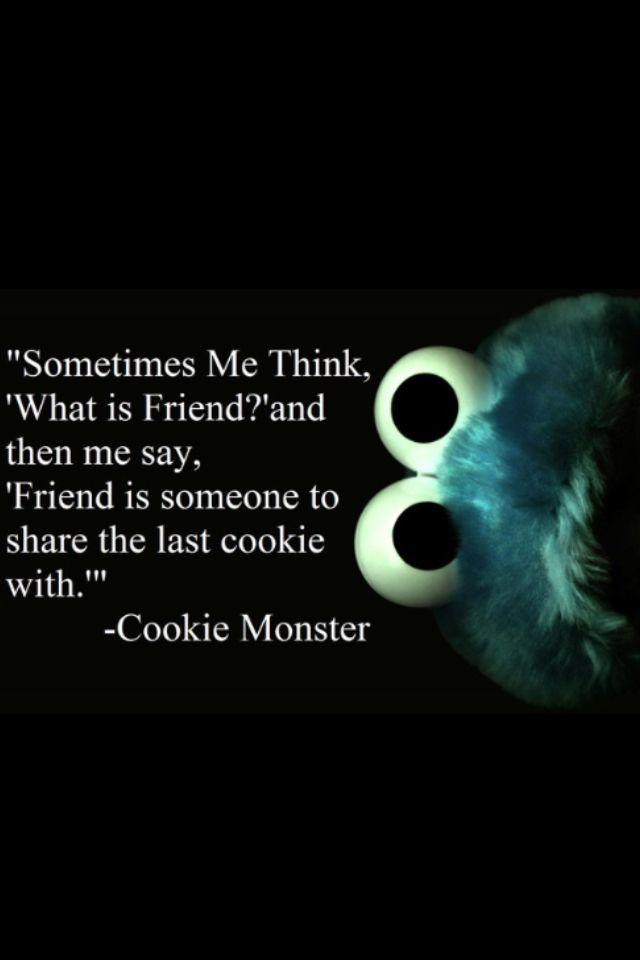 Cooooookkkkiiiiiiieeeeeeee Moooonnnnsssttteeerrr I Luv The Cookie