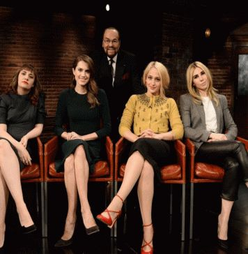 "Inside the Actors Studio': Backstage With James Lipton and the ""Young ladies"" Cast"