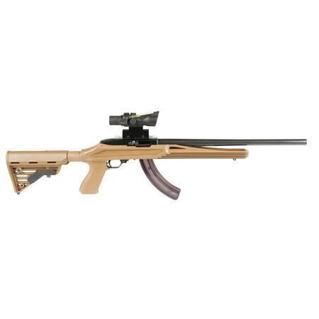 Blackhawk Axiom Stock Ruger 10/22 Coyote Tan