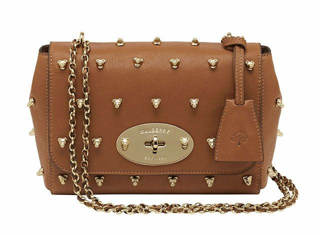 Can't get enough of this Mulberry Teddy Bag!