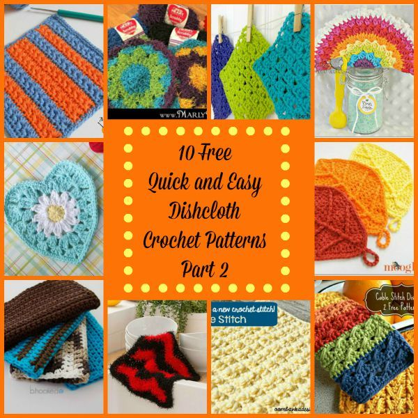 Free Quick And Easy Crochet Gift Patterns : 568 best images about Kitchen Things!!! on Pinterest ...