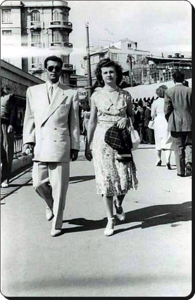 Taksim – 1940'lar