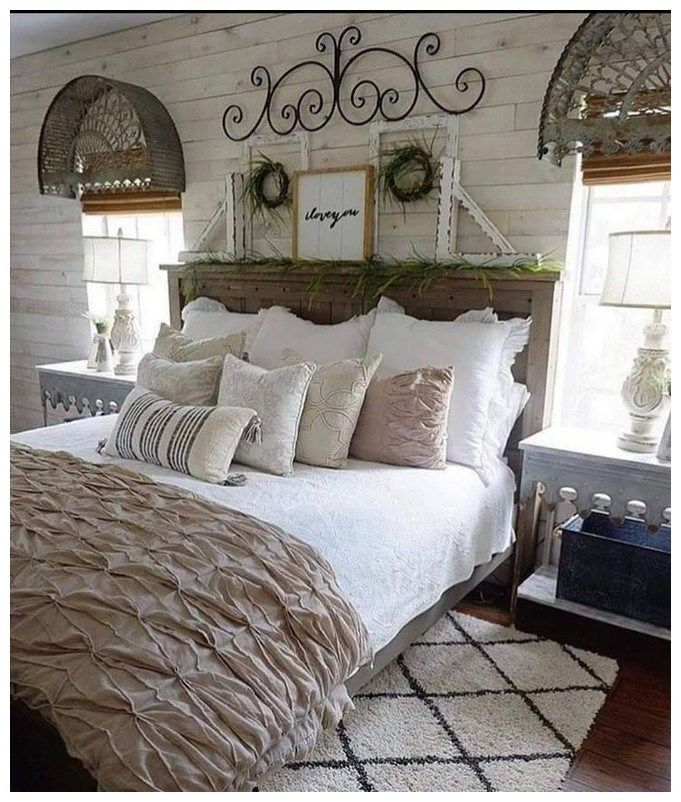 22+ Farmhouse master bedroom furniture info