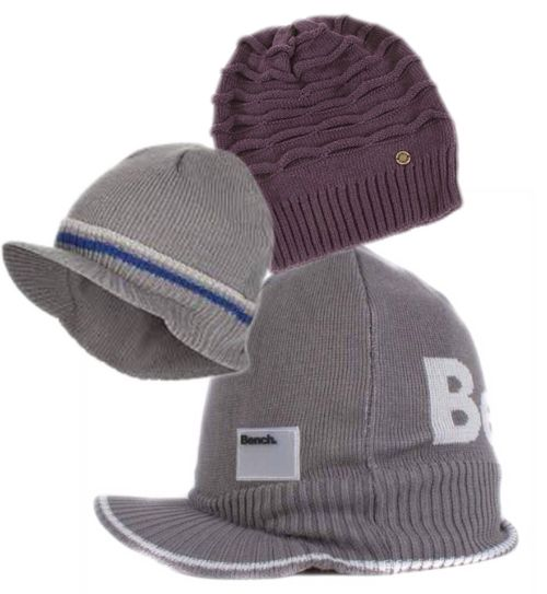 Adult Clothing - BENCH Beanies | 3 Styles to Choose from for sale in Pretoria / Tshwane (ID:164325931)