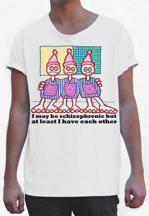 T-shirt från theTshit - SCISSO