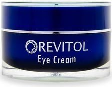 Revitol Eye Cream 15ml [Misc.] by Revitol. $40.70. Helps Diminish Puffiness Around Eyes. Reduce the Apperance of Dark Circles. Helps Reduce Fine Lines and Wrinkles. Revitol Eye was created by on of America's premier anti aging skin care companies. They have succeeded at creating a powerful intensive eye cream that effectively combats not one but THREE of the most aggravating beauty problems...under eye dark circles, puffiness and wrinkles. Revitol's moisturizing emollients ...