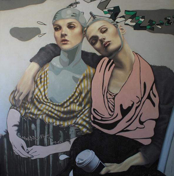 Love the work of artist Luis Cornejos!
