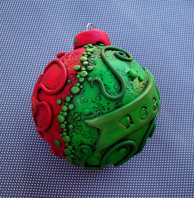 Polymer Clay Christmas Ornament: 17 Best Images About Clay Christmas On Pinterest