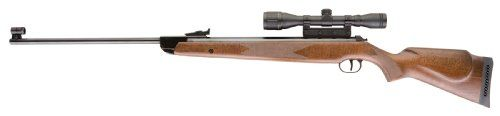 RWS .177 Pellet Model 350 Magnum Combo Rifle (Wood, Large) - http://www.airrifleforsale.com/air-rifles/rws-177-pellet-model-350-magnum-combo-rifle-wood-large/ - The RWS Model 350 Magnum is a long-range air rifle specifically manufactured for the highest ammunition speed. This .177 caliber RWS break barrel attains a muzzle velocity of 1250 fps and the .22 rifle can reach near 1000 fps. The 350 rifle has a hunting-style stock with a checkered finish on the pistol grip and forea