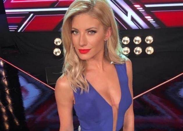 Ευαγγελία Αραβανή: Η αποκαλυπτική εμφάνιση στο X Factor! [pics]
