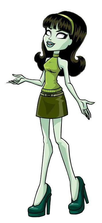 Scarah Screams - Monster High Wiki