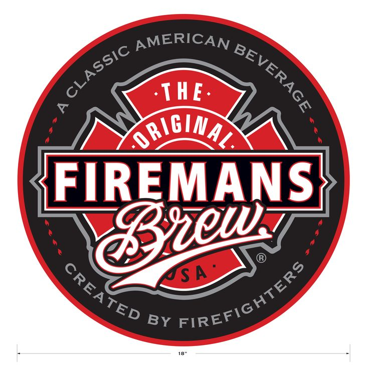 Firefighter Man Cave Signs : Quot metal tacker sign for your bar home or man cave