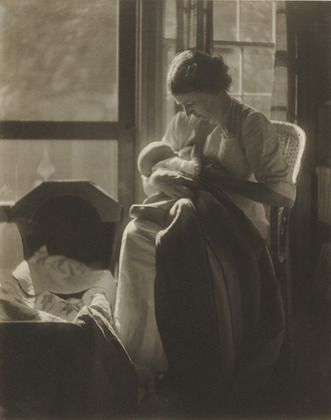 Gertrude Käsebier. Mrs. R. 1905