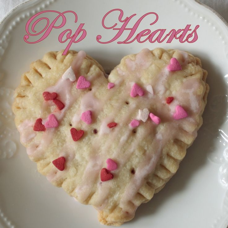 Making homemade Pop Tarts   was one of those those recipes I always wanted to try...     I don't know why I waited so long   they were supe...