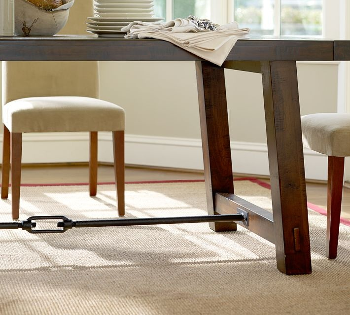 Benchwright Fixed Dining Table: 17 Best Images About Trend Watch