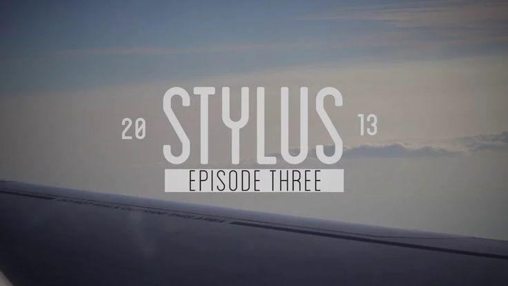 STYLUS | Episode #3: Projection Mural @ Burn Yard on Vimeo
