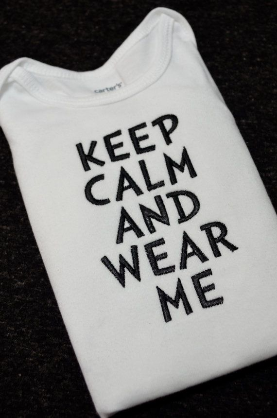 Babywearing Advocacy Tee by ThePerfectTension on Etsy