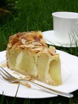Apple pie 'Grandma Erna' ------ German instructions Look at those gorgeous huge chunks of apple!