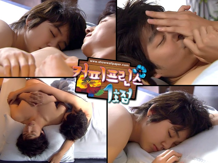 Coffee Prince #YoonEunHye #GongYoo #CoffeePrince