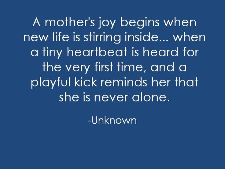 mother 39 s joy moms pregnancy inspiration quotes