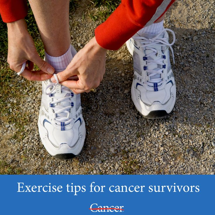 Exercises for breast cancer patients