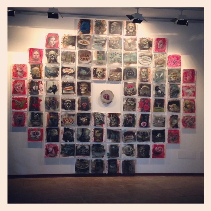 Codex Corruptionis alla 55 Biennale di Venezia  Padiglione Arabo Siriano, Isola di San Servolo