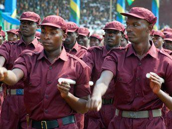 SHIKAMA   : Politiki - umutekano Nyuma y'ingabo zifatwa na Lon...