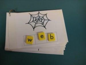leuk idee om woordenschat per thema te oefenen