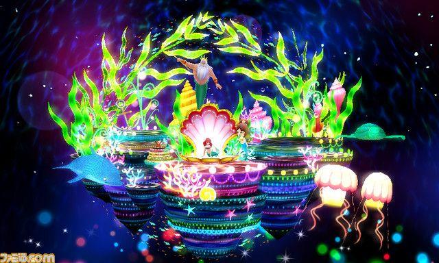 『ディズニー マジックキャッスル マイ・ハッピー・ライフ2』楽しさいっぱいのエリアと新ワールドを一挙紹介! 夢の世界に旅立とう【拡大画像】 - ファミ通.com