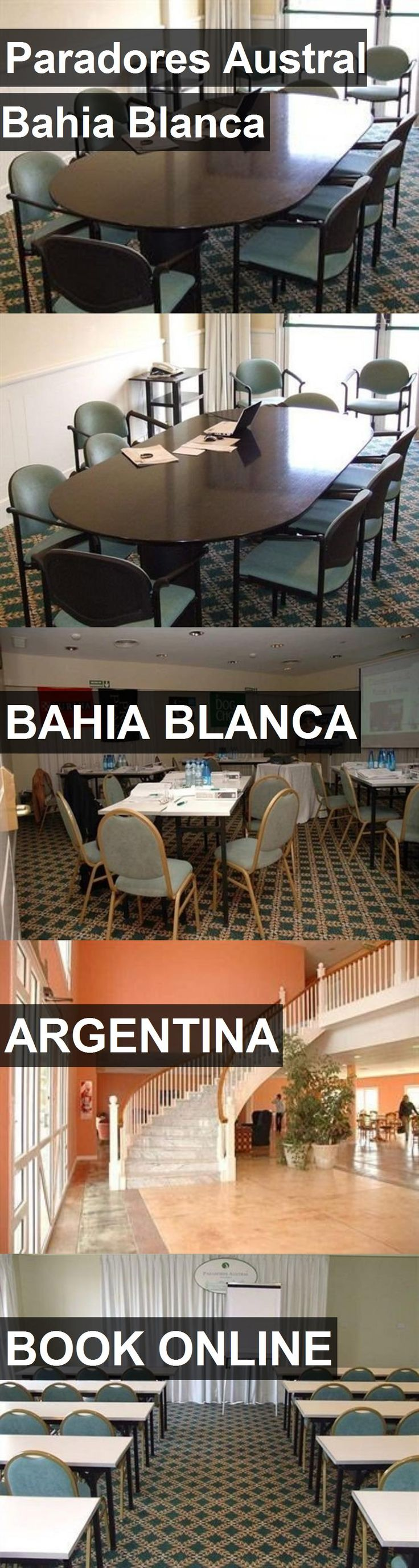 Hotel Paradores Austral Bahia Blanca in Bahia Blanca, Argentina. For more information, photos, reviews and best prices please follow the link. #Argentina #BahiaBlanca #hotel #travel #vacation