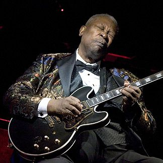 The king of blues BB King has passed away. He will always be one of the best guitarists to ever live. Long live the king.