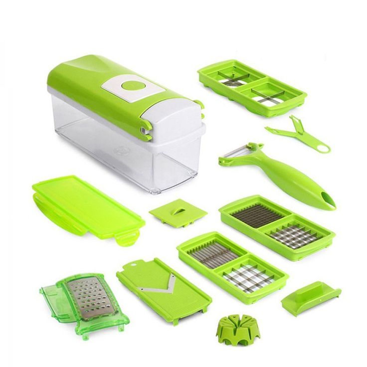 12 in 1 Magic Slicer Kitchen Accessories Cooking Tools