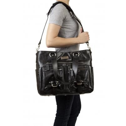One of my dream bags. I can carry all the triplet's stuff and have a safe place for my camera.