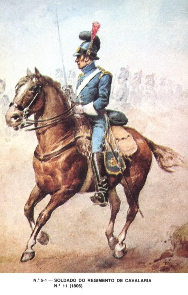 Cavaliere di un rgt. dii cavalleria