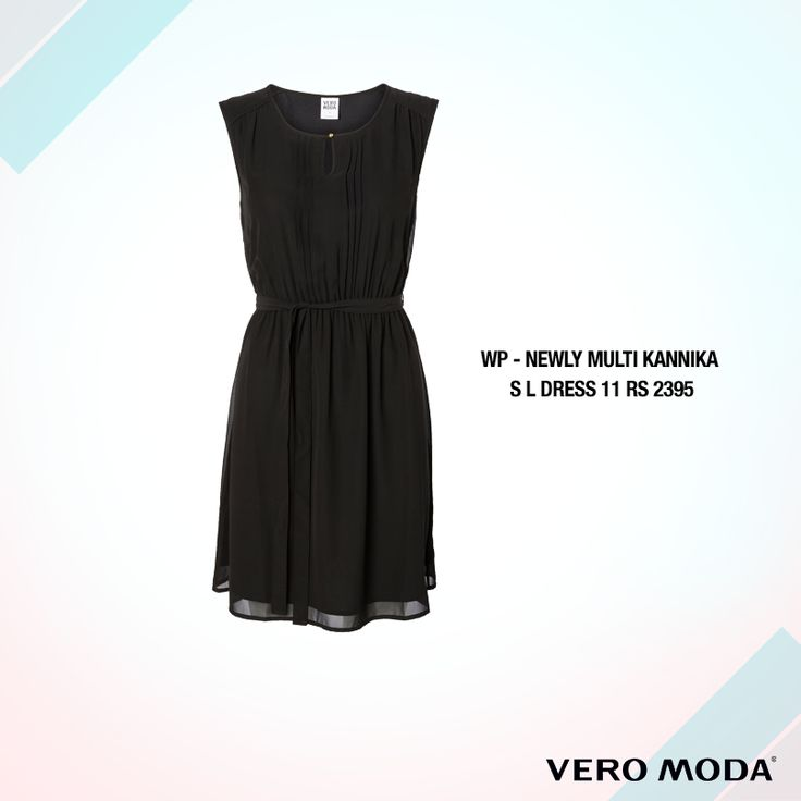 For a date, a not-so-basic #LBD always does the trick!