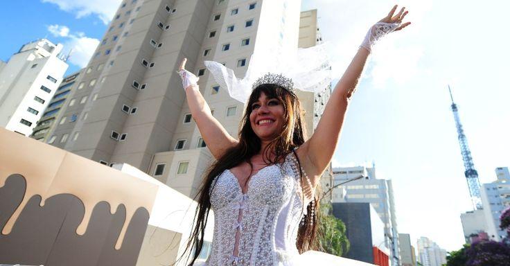 Canadauence TV: Carnaval 2016, Alessandra Negrini: a rainha do Car...