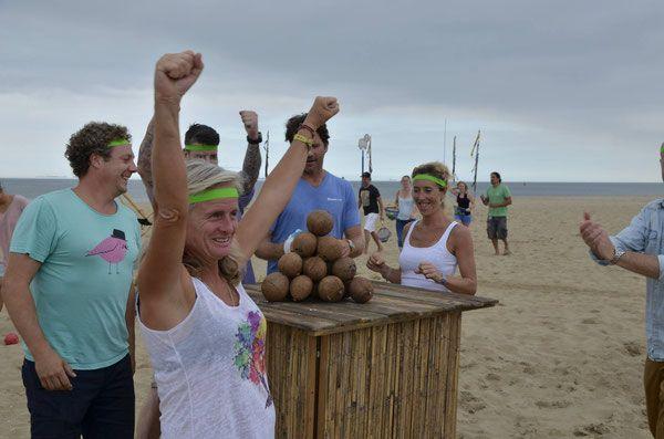 Powerkiten, cocktails shaken, beachvolleybal. Het strand is de plek waar je bij uitstek kunt genieten van tal van activiteiten.