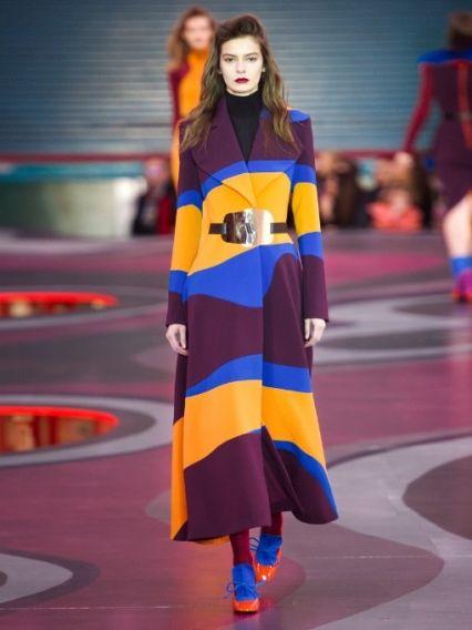 Модное пальто осень 2015 (80 фото): трендовые модели
