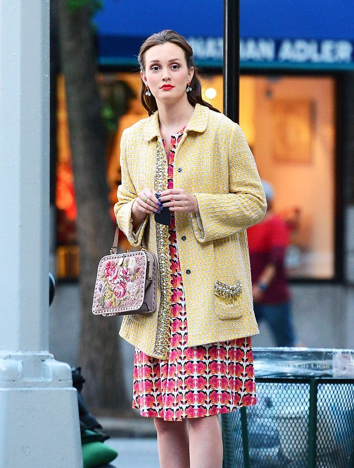 7 Items That Blair Waldorf Would 100% Have in Her Closet in 2017 via @WhoWhatWearUK