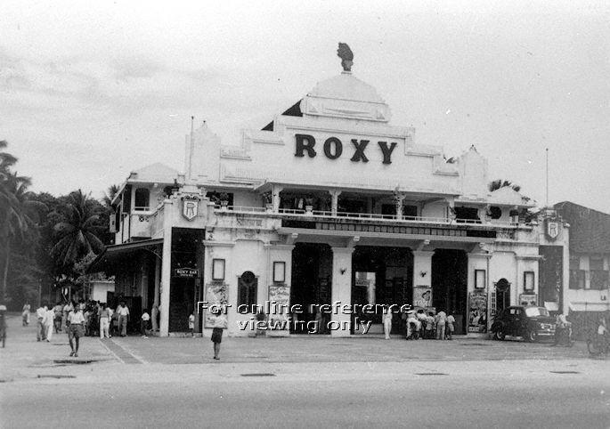 Roxy Theatre at East Coast Road - 1960s